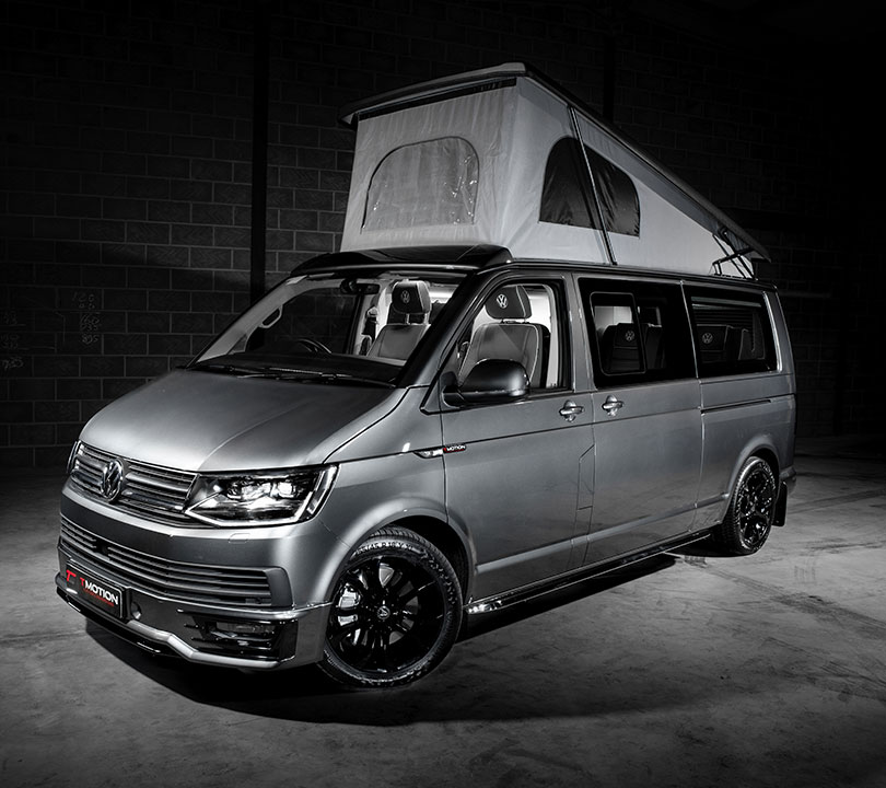 T Motion Custom Conversions - VW T5 T6 Conversion Specialist
